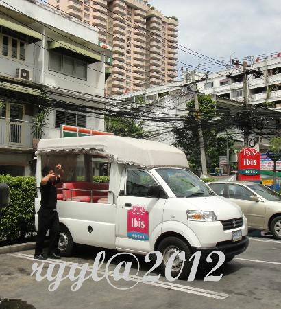 ibis Bangkok Sathorn: Shuttle Bus