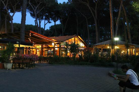 Hotel Capannelle Roma Ristorante
