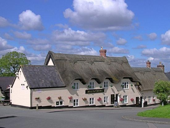 Thurnby, UK: the rose and crown