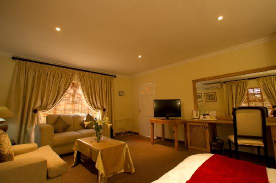 Little Tuscany Boutique Hotel: Luxury Room