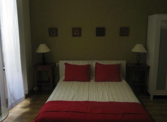El Granado: cama