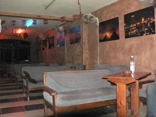 Shams Restaurant: inside