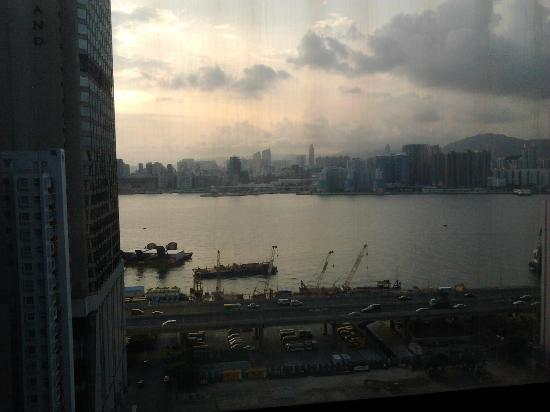 Newton Hotel Hong Kong: Harbour View - High Floor Only