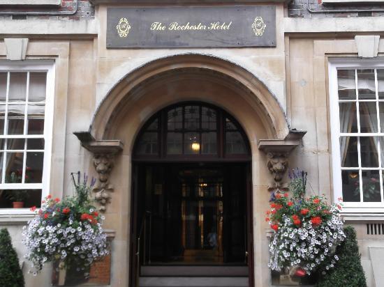 Grange Rochester Hotel: Location esterna