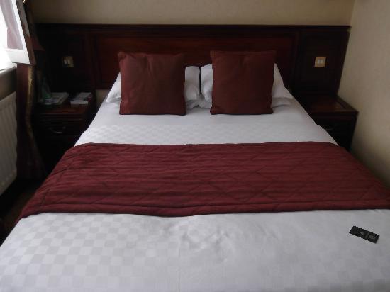Grange Rochester Hotel : camera da letto