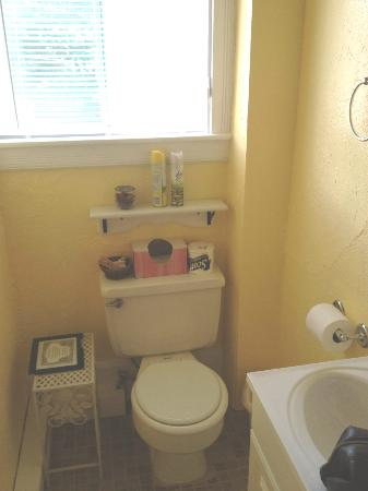 Wildflowers Inn: bathroom, clean!