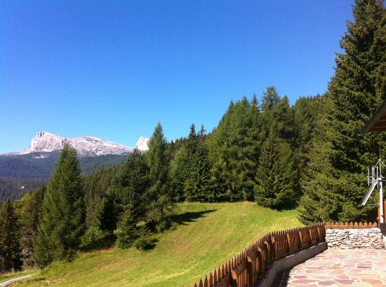 Hotel Piccolo Pocol: panorama