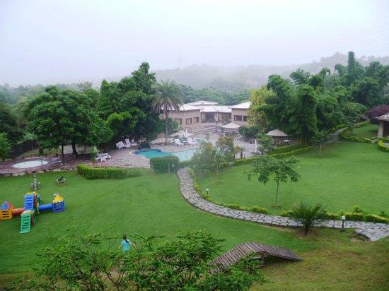 The Kikar Lodge: View