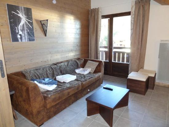 Lagrange Prestige Residence Les Fermes d'Emiguy : Salle