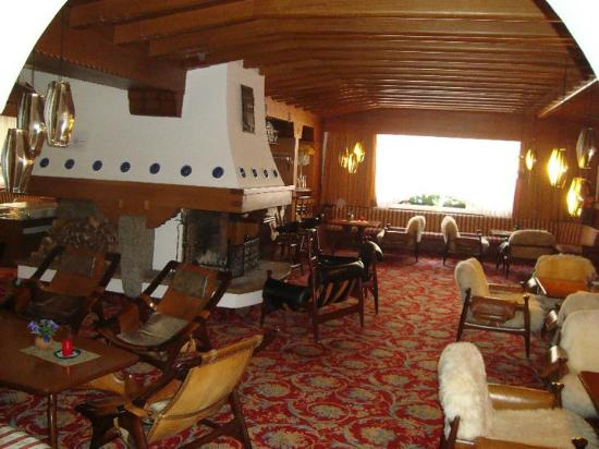 Alpen Hotel Corona Sport & Wellness: Hall