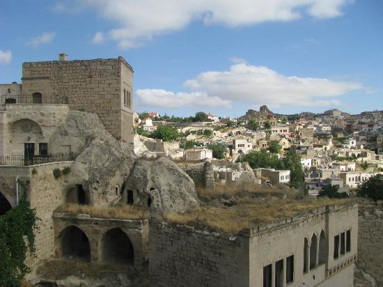 AlKaBriS: Vue par la terrasse