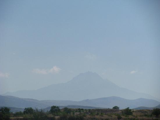 AlKaBriS: Vue du Mont Erciyes