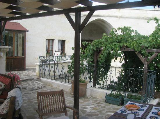 AlKaBriS: La terrasse 