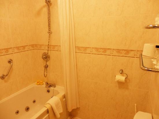 Ashlee Lodge: Bathroom in Lee Valley Room 9