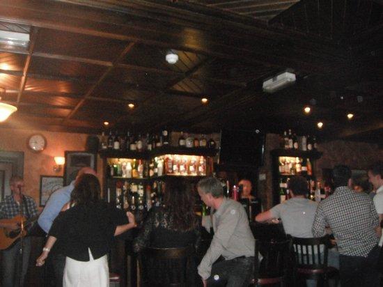 Basil Sheils: Basil shields bar