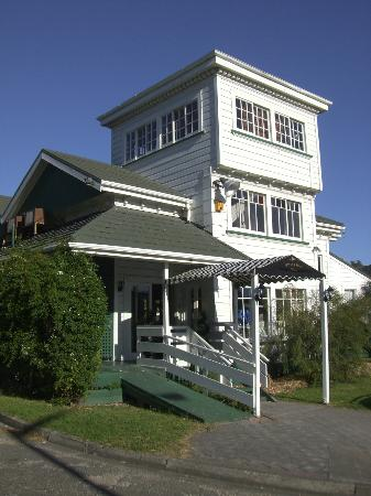 The Marina Restaurant: The Front View of the restaurant
