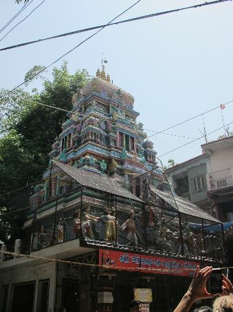 Rishikesh, India: Neelkanth Mahadev Temple.