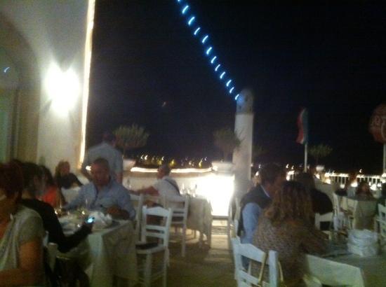 divanetti - Picture of La Terrazza 300 mila, Otranto - TripAdvisor