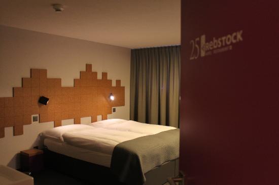 Hotel Rebstock: Doppelzimmer Superior