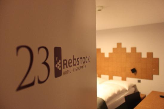 Hotel Rebstock: Blick in ein Zimmer der Kategorie Superior