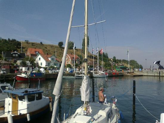 Ven Island Ferry From Copenhagen