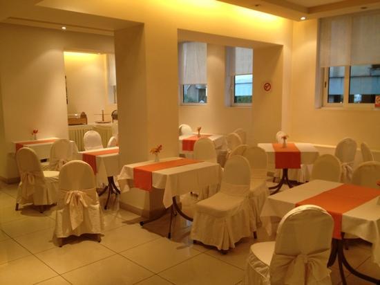 BEST WESTERN Amazon Hotel: sala colazione