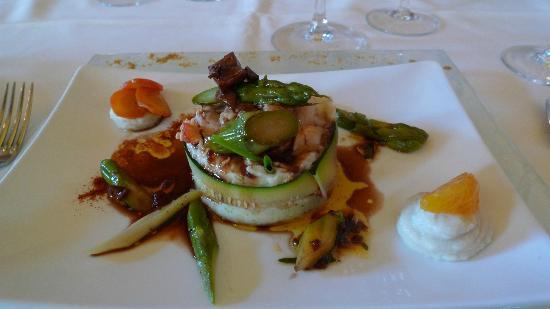 Le Logis de Pompois Restaurant