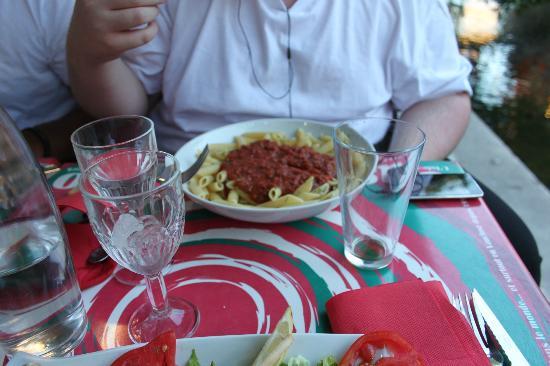 Casa di Paolo : pâtes bolognaises