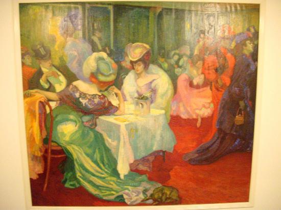 Galería Thiel: een voorbeeld uit de vaste collectie