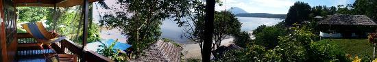 Bunaken Island Resort: Rundumblick