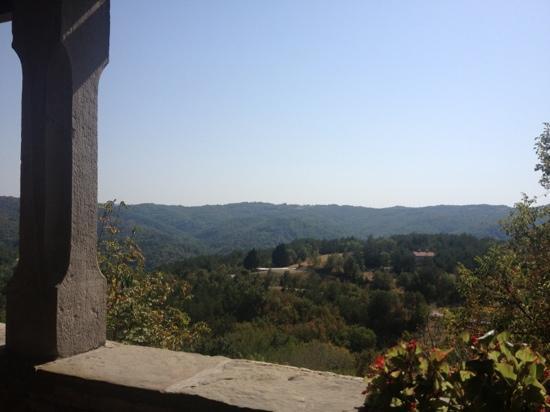 Humska konoba : restaurant view