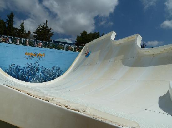 Salita! - Picture of Acqua Plus Water Park, Hersonissos ...
