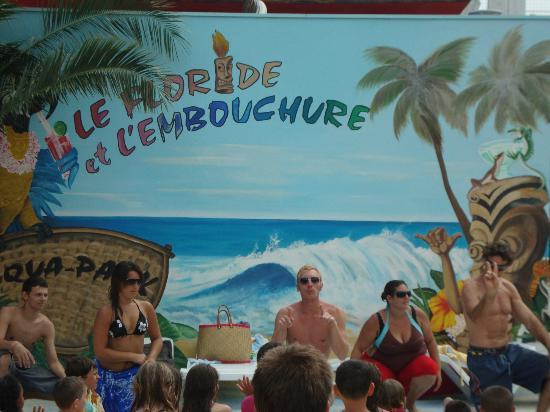 Camping-Resort Le Floride & L'Embouchure: Les animations