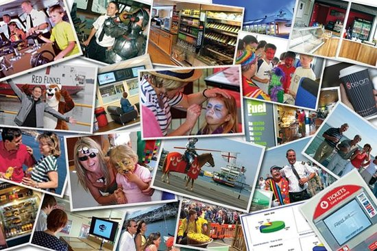 Red Funnel Ferries: More than just a ferry crossing!