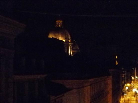 Residenza Montecitorio: vista panoramica