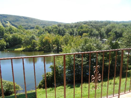شاتو ريزورت آند كونفرنس سنتر: Beautiful view from balcony 