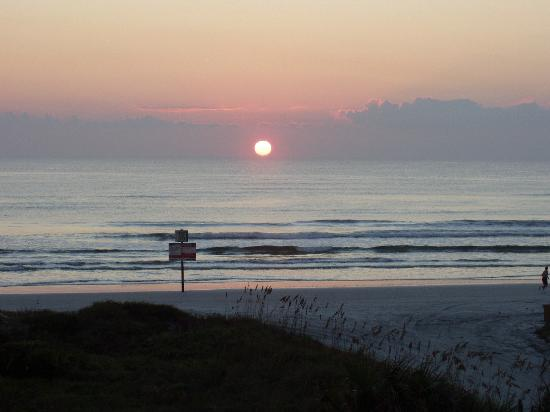 The Beach Club at St Augustine: Sunrise on St. Augustine Beach