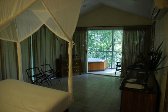 Daintree EcoLodge & Spa: Room