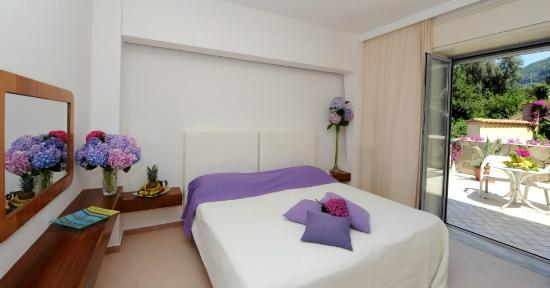 Conca Park Hotel: Double room