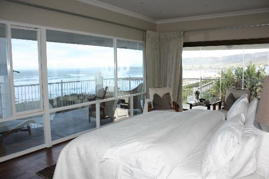 Hermanus Beach Villa: Вид на океан
