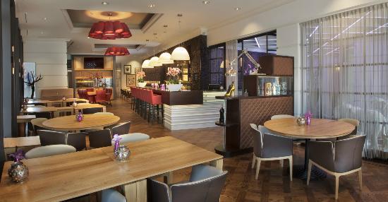 Hotel Dux: Restaurant - Brasserie