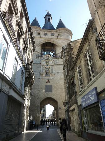 Grosse Cloche de Bordeaux : La Grosse Cloche