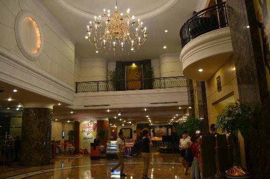 Hunan Bestride Hotel: Hotel lobby