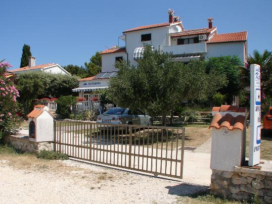 VIlla Katarina by the beach, Petrčane, Zadar, Croatia