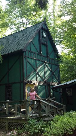 Ravenwood Castle: The Clock Tower