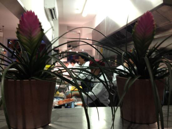 Lima: vista a cucina