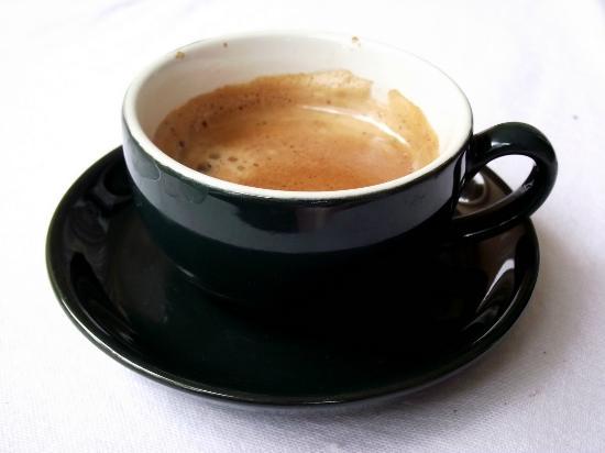 More! Espresso Bar: Espresso