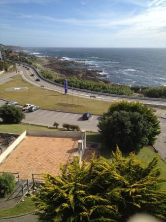 Talaso Atlantico: vista desde habitación