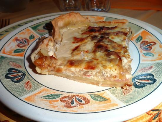 Agriturismo La Pulledraia del Podere Montegrappa: entremes en la cena