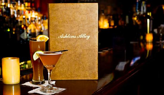 Ashton's Alley Sports Bar : Delicious Food and Drinks!
